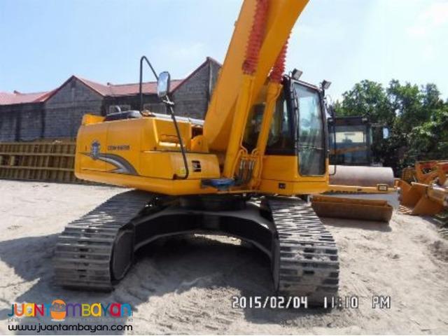 CDM6235 Lonking Hydraulic Excavator Long arm 1.4cbm Bucket Size