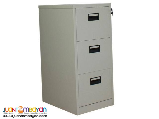 Vertical Filing Cabinet, 3 Drawers