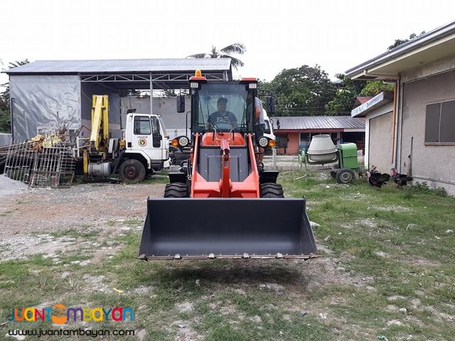 DE 929 Payloader Wheel Loader 0.7cubic