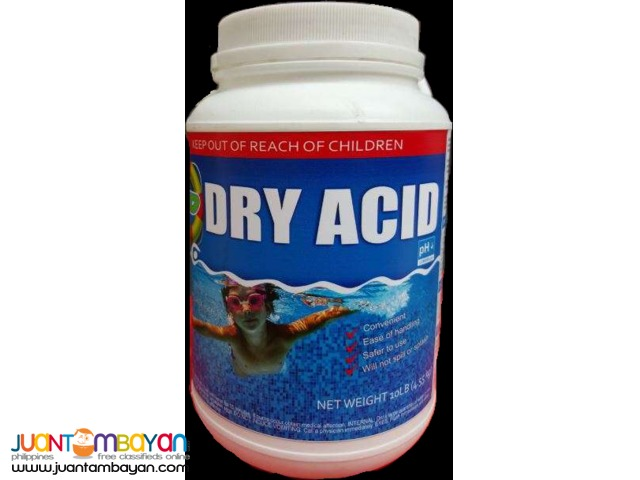 Dry Acid pH Reducer for Swimming Pool