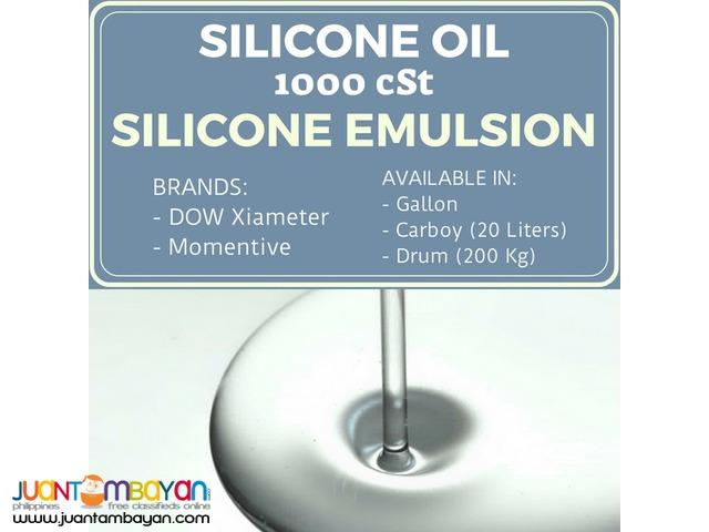 Silicone Oil and Silicone Emulsion