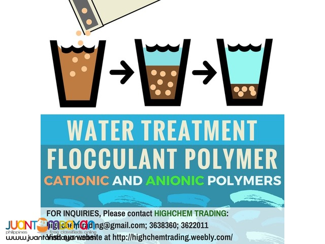 Water Treatment Flocculant Polymer Poly aluminum chloride