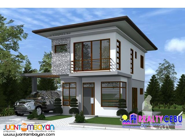 4BR 2STOREY HOUSE AT VILLA ILLUMINADA SUBD LAPU-LAPU CITY CEBU
