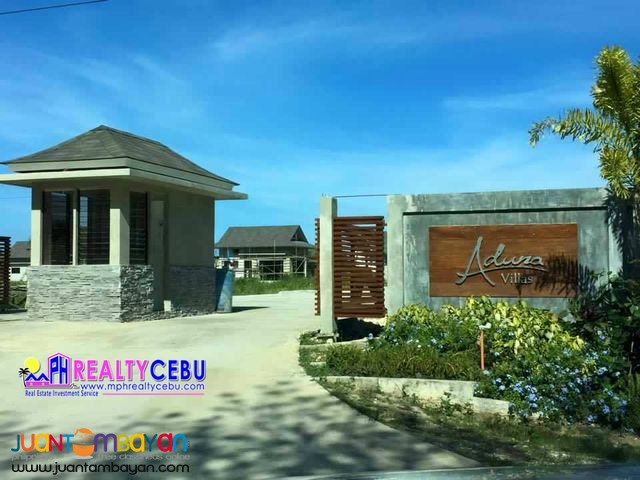 3BR House for Sale at Aduna Villas in Danao City Cebu