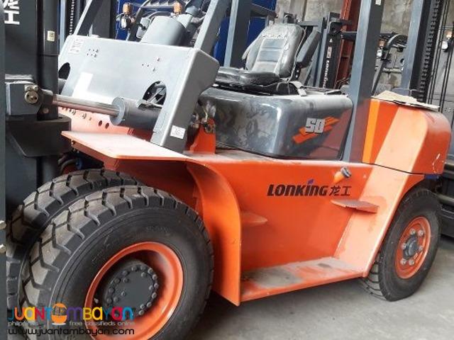 LG50DT Lonking Diesel Brand new Forklift 5Tons