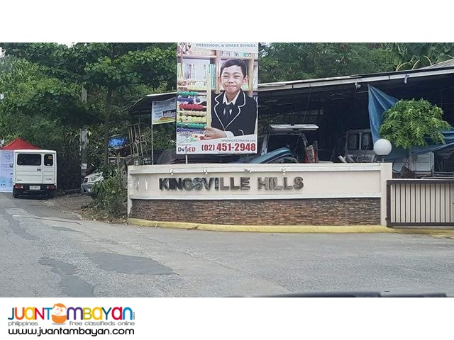 RFO House for Sale in Kingsville Antipolo