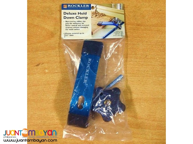 Rockler 35283 Deluxe Hold Down Clamp