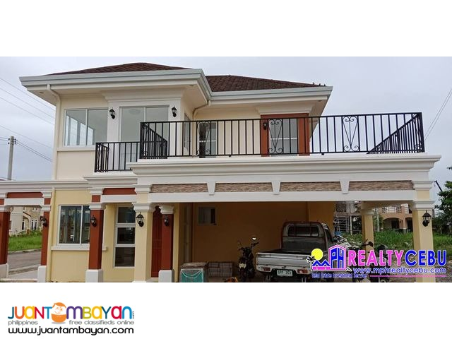 BRIELLA - FONTE DI VERSAILLES MINGLANILLA CEBU BEACHFRONT HOUSE