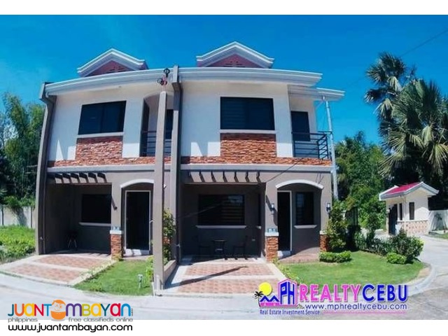 Ready For Occupancy 3BR Townhouse in Yati, Liloan