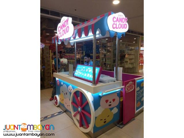 Mall Cart Mall Kiosk for Sale