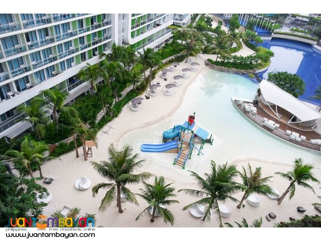 1 Bedroom Unit with wifi for Vacation Rental at Azure Beach Condo