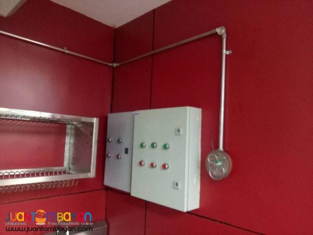 Fire Suppression Installation