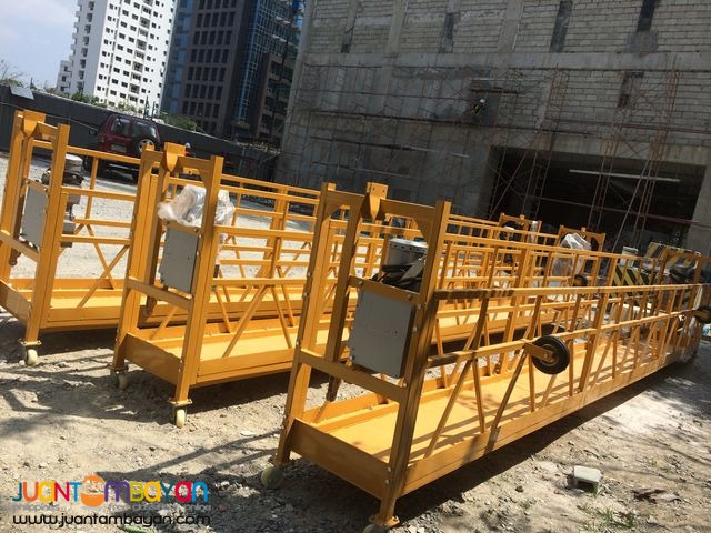 Motorized Gondola offers Sales and Rent