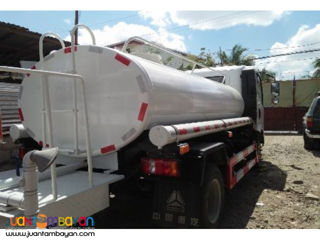 Water Truck(10KL) 6 wheeler
