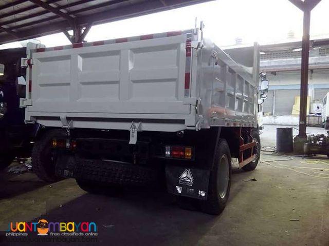 EURO 1V HOMAN H3 Dump truck 6.5 cubic (4x2) 6 wheeler Sinotruk