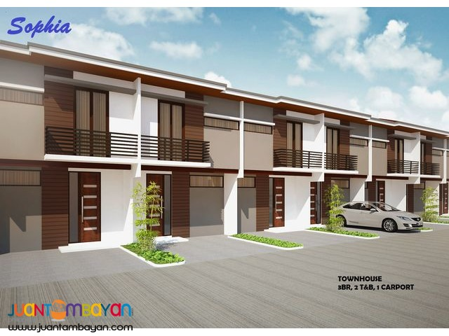 For Sale 3Bedroom Townhouse for Sale in Guadalupe Cebu