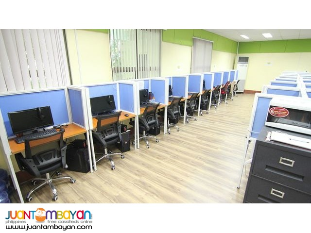 Office for Rent and Seat Leasing with 100 mbps Fibr Internet
