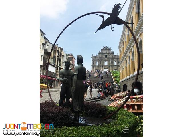 Twin City Hong Kong Macau tour package