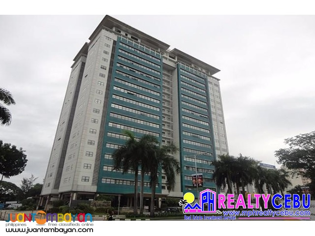 60 m² – 1 BR CONDO UNIT AT AVALON CEBU BUSINESS PARK CEBU CITY