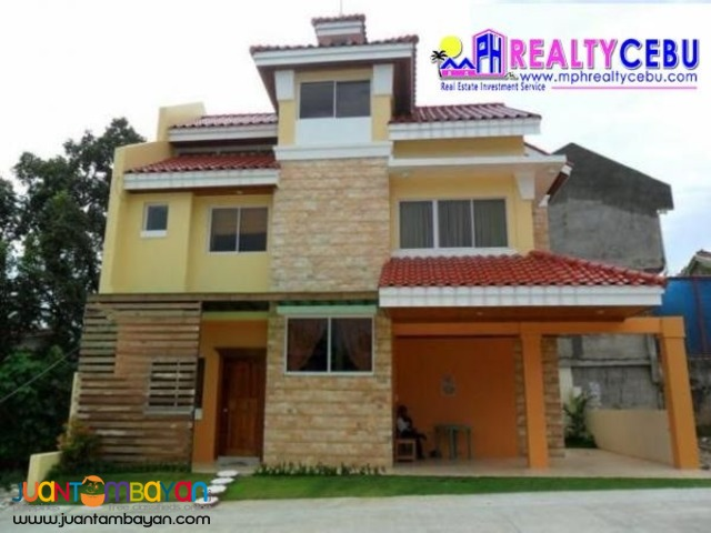 Kentwood Subdivision - 5BR House for Sale in Banawa Cebu City