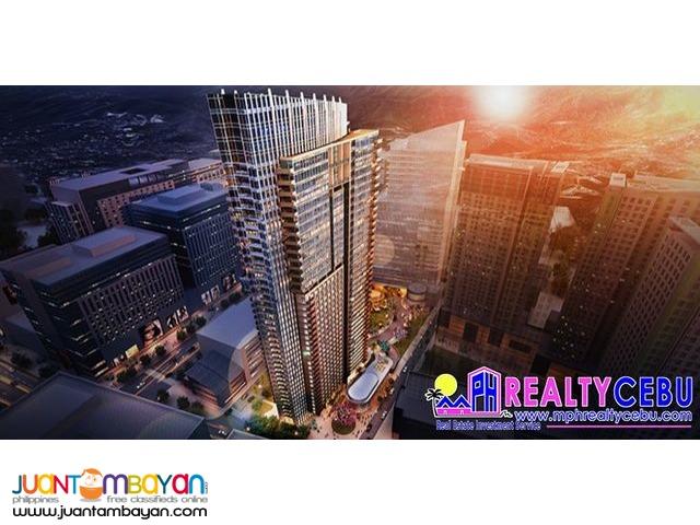 2 BR 74 m² CONDO FOR SALE AT 38 PARK AVENUE IT PARK CEBU CITY