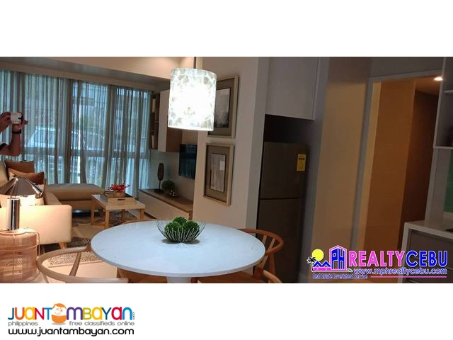 1 BR 60 m² CONDO FOR SALE AT 38 PARK AVENUE IT PARK CEBU CITY