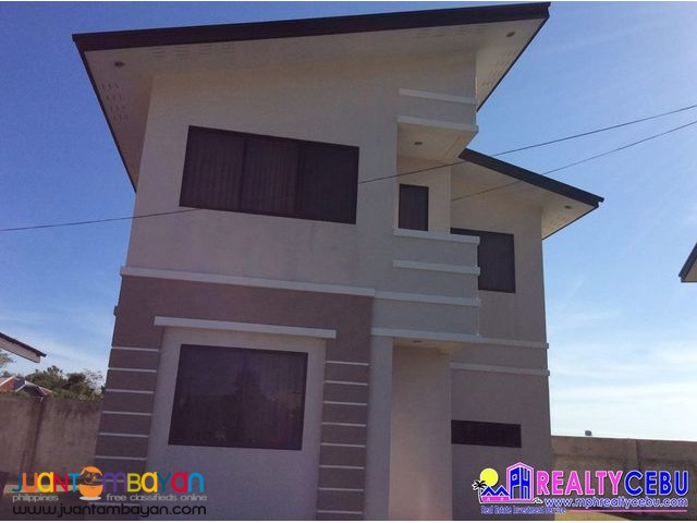 House&Lot For Sale in Mactan Plains Subd. (Kiara Model)