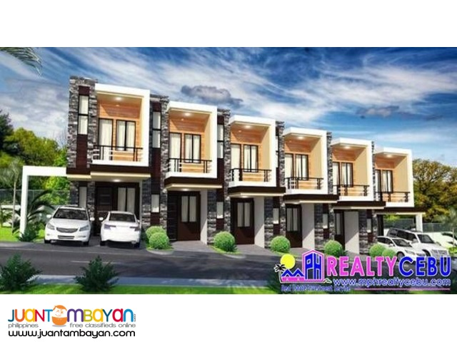 Belize North - 2BR Townhouse For Sale in Consolacion Cebu