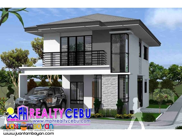 Sola Dos in Talamban | 4BR 2 Storey Single Detached House