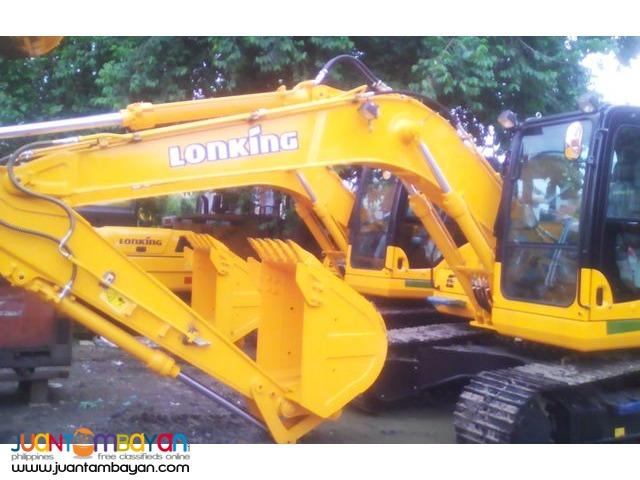 Lonking CDM6150 Hydraulic Excavator
