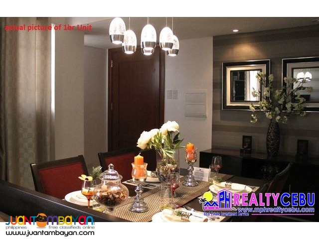 2BR 53m² CONDO UNIT FOR SALE AT BRENTWOOD MACTAN, LAPU-LAPU CEBU