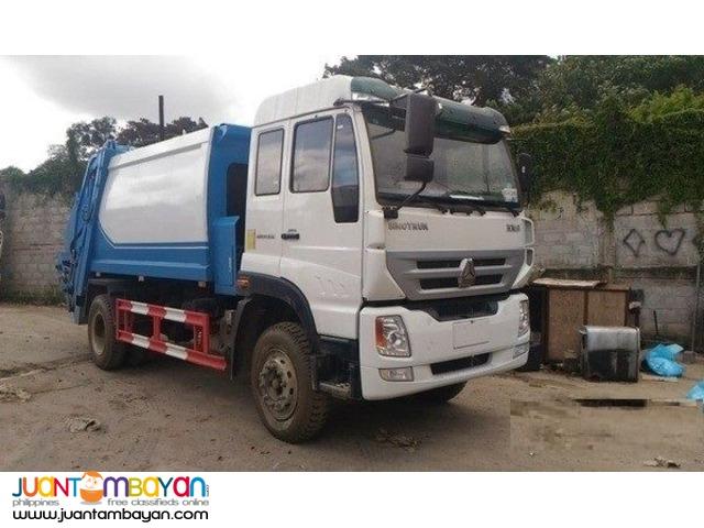 6 Wheeler Garbage Compactor, 5m³,