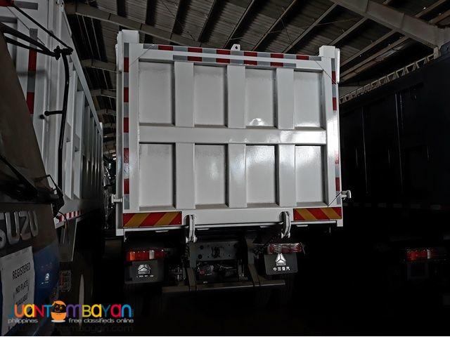 Euro IV HOWO-A7 Dump Truck 30cubic Sinotruk 12wheeler