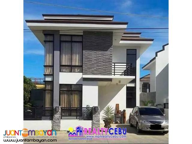4 BR 102 m² HOUSE FOR SALE AT SOUTH VERDANA SUBD LABANGON CEBU