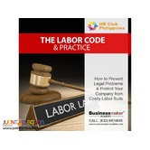 Labor Law 1: Labor Code and Practice