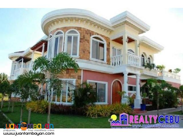 Fonte Di Versailles - Allesandra Model | 4BR House For Sale