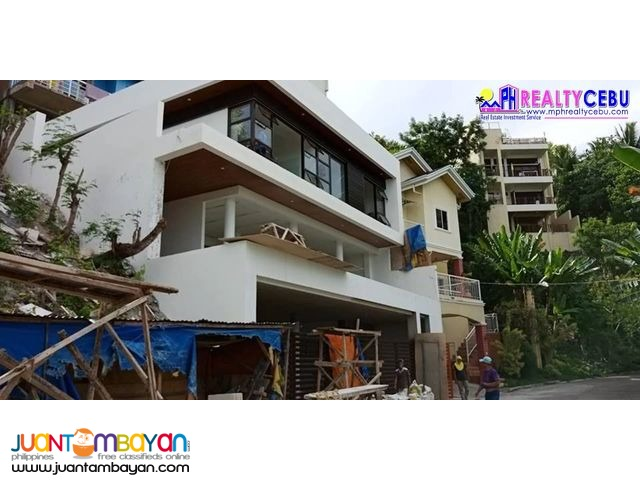 5BR 380m² Overlooking House in Tisa Labangon Cebu City