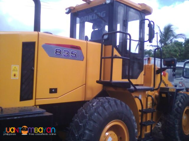 CDM835 Wheel Loader Lonking