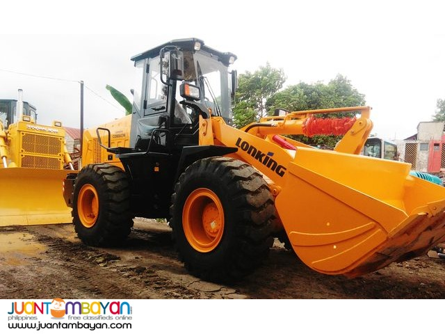 Lonking CDM843 Brand new Wheel Loader