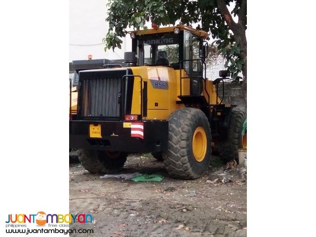 Lonking Brand new CDM856 Wheel Loader