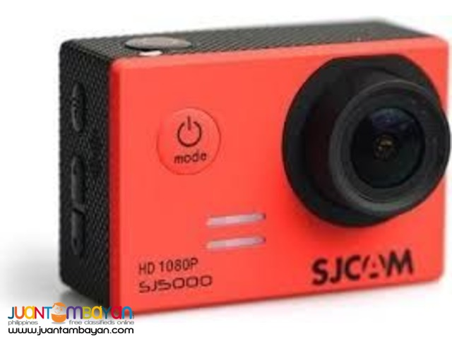 SJCAM SJ5000 NOVATEK 96655 FULL HD ACTION SPORTS CAMERA