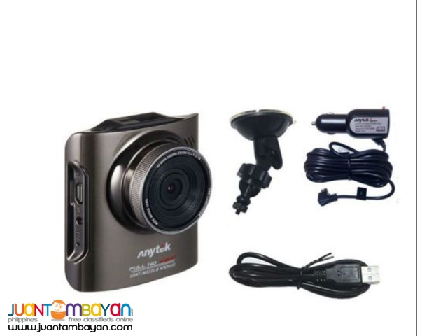 ANYTEK A3 GOOD IN NIGHT VISION DASHCAM