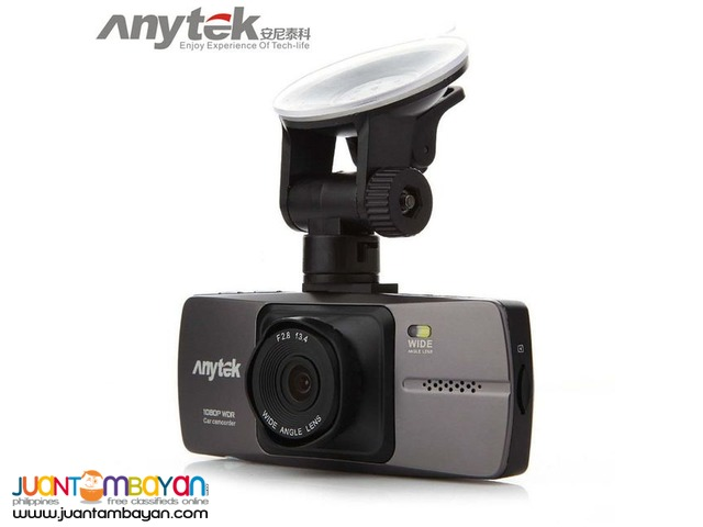 Anytek A88 2.7 Inch 1080P FHD Car DVR Driving Recorder