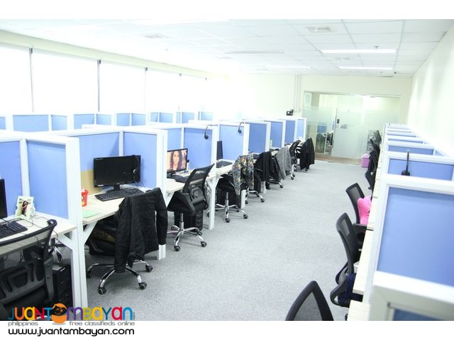 Seat Lease and Office for Rent in Cebu
