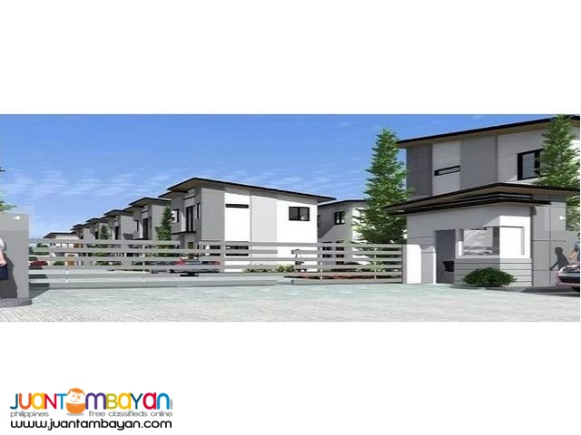 IVY - Preselling Townhouse at Elizabeth Homes Guinsay Danao Cebu