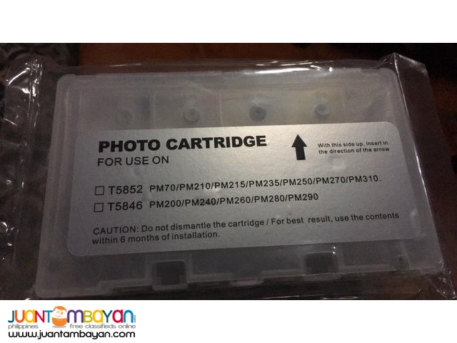 Picturemate Refillable Cartridge for Pm245