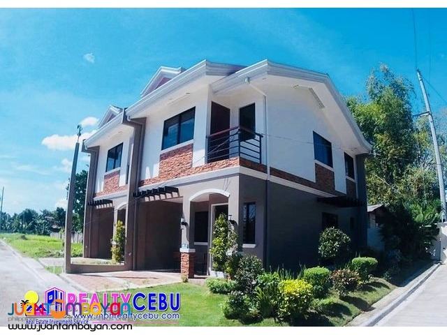 87 m² 3 BR AFFORDABLE RFO TOWNHOUSE AT VILLA SONRISA YATI LILOAN