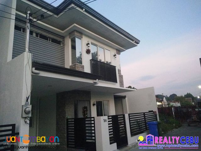 2 STOREY 4 BR HOUSE AT 7TH AVENUE RESIDENCES CABANCALAN, MANDAUE