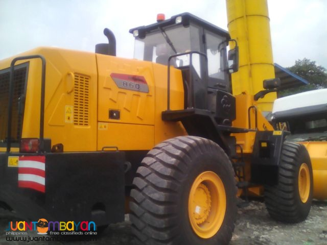 CDM860 Brand new Wheel Loader Lonking
