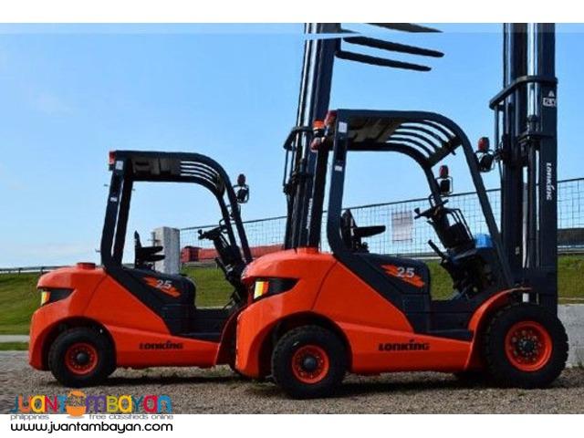 LG25DT Forklift(2.5tons)